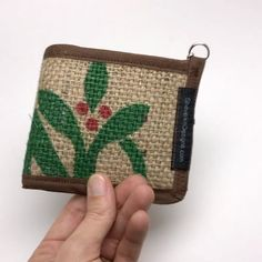 I have been working on a wallet design and here is my first completed version. Made from 100% upcycled material. This wallet opens to have 6 card holders and a large bill pocket. I will be listing on my website soon.