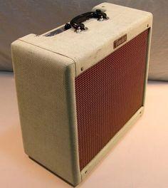 1956 Fender Harvard amp