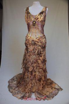 Fablefactory's Kostuum van de Week: Avondjurk voor Roaring Twenties party of fotoshoot #kostuumverhuur