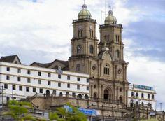 Virgen de la Nube, Azogues, Ecuador