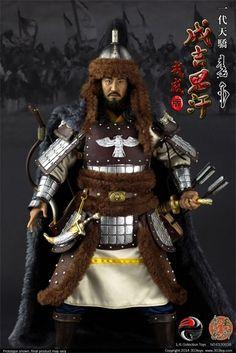 Genghis Khan Armored