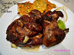 Gordon Ramsay's Jerk Chicken from pinkpostitnote.com