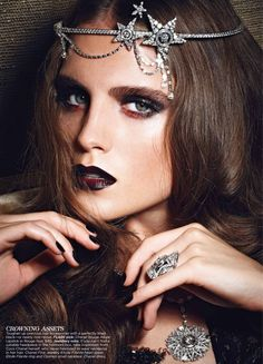 Chanel Fine Jeweley | Stars | Headpiece