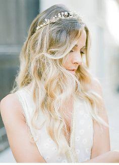 Anmutige Braut mit südländischem Flair von Julie Christman