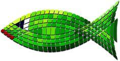 Mosaic, Green, Ceramic, Decorative, Fish  http://pixabay.com/en/mosaic-green-ceramic-decorative-153239/