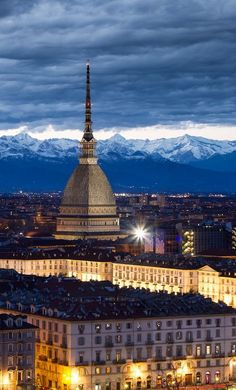 Mole Antonelliana,Turin, Piemonte, Italy