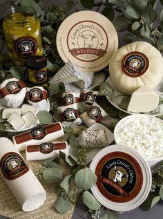 Laura Chenel Chevre » Absolutely The Finest Goat Cheese In The World.  Honey Is My Favorite!!