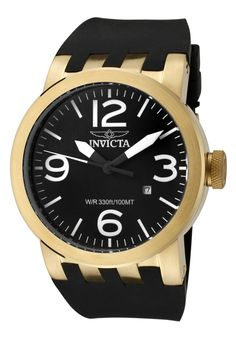 Price:$109.99 #watches Invicta 0852, A classic. This is a perfect timepiece for everyday wear. Provides a dressy look with a sporty feel.