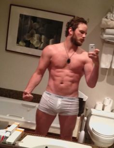 29 Celebrities Who Aren't Afraid to Strip to Their Skivvies