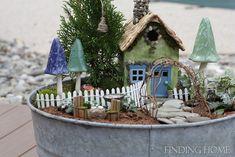 DIY fairy garden, fairy garden, DIY crafts, gifts for gardeners, mothers day 2013