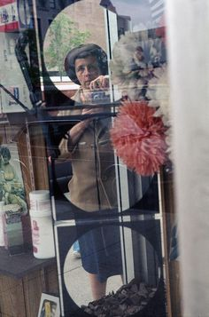 Vivian Maier - Patron Saint of Chicago Selfies. #365FeministSelfie Nominated by Alex Valera