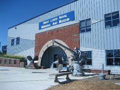 Great Lakes Naval Memorial & Museum   1346 Bluff St., Muskegon, MI  231-755-1230