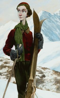 "De Fred Calleri ""high altitude fashion"""