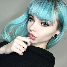 Lunar Tides hair colors are vegan and cruelty-free semi-permanent hair dyes. Sea Witch is a unique, handmade pastel turquoise shade! Turquoise Hair Dye, Teal Hair Dye, Teal Hair Color, Dyed Hair, Color Block Hair, Neon Hair, Maroon Hair Colors, Edgy Hair Colors, Pastel Hair Colors