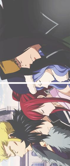 Poor Juvia :) but i love this picture
