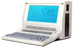 Zenith Z-171 PC Portable Computer