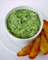 Kicked Up Spinach And Artichoke Dip | Emerils