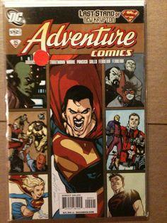 Adventure Comics 12 ( 512 ) 2010 variant
