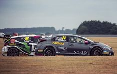 Potent Pairing Josh Cook will join for the 2019 season. Both winners we cant wit for the excitement thats coming in the Honda Civic Type Rs . We are proud Technical Partners. Mens Dress Outfits, Men Dress, Motorsport Magazine, Honda Civic, Jdm, Touring, Racing, Pairs, Seasons