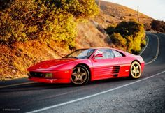 Why Have We Been Ignoring The Ferrari 348 Challenge? • Petrolicious