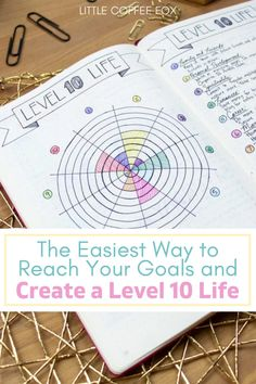 The Level 10 Life chart is a simple and effective tool for self-discovery. When used right, it can be used to track personal growth with a few easy techniques. This system is the perfect way to analyze yourself and decide what steps to take to improve your life. And all you need is a pencil and some paper! #level10life #bulletjournal #miraclemorning #leveltenlife All You Need Is, Delete Pin, Miracle Morning, Improve Yourself, Make It Yourself, Increase Productivity, Discover Yourself, Bullet Journal, Goals