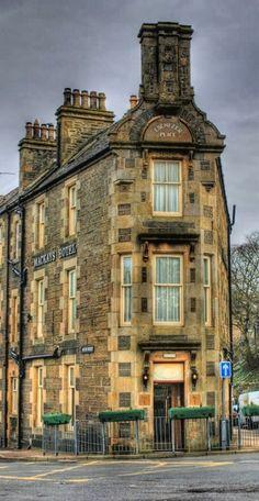 Ebenezer Place - Wick, Caithness, Scotland.  photo via devon