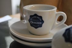 (iL) Soigneur Espresso Cup and Saucer
