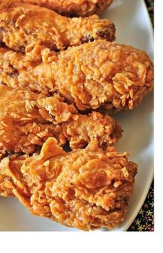 Copycat Popeye's Crispy Spicy Fried Chicken Recipe- going to try this!!