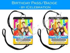 The Fresh Beat Band vip Bithday Pass/Badge  FREE by iCelebration