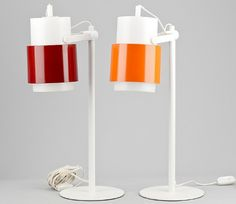 Luxus lamps.