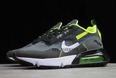Products Descriptions:  2020 Nike Air Max 2090 2.0 Black Fluorescent Green-Grey BV9998-105  SIZE AVAILABLE: (Men)US7=UK6=EUR40 (Men)US7.5=UK6.5=EUR40.5 (Men)US8=UK7=EUR41 (Men)US8.5=UK7.5=EUR42 (Men)US9=UK8=EUR42.5 (Men)US9.5=UK8.5=EUR43 (Men)US10=UK9=EUR44 (Men)US10.5=UK9.5=EUR44.5 (Men)US11=UK10=EUR45  Tags: Nike Air Max 2090, Air Max 2090, Air Max 2090 2.0 Model: NIKEAIRMAX2090-BV9998-105 5 Units in Stock Manufactured by: NIKEAIRMAX2090 Cheap Nike Air Max, New Nike Air, Purple Grey, Green And Grey, Air Max Sneakers, Sneakers Nike, Air Max 270, Brand New, Black