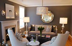 Bildergebnis für dekoration im wohnzimmer