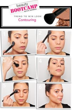 Great when you highlight with it too! Very lightly and very light foundation so that your not overdone in person and still look great and look great in photos