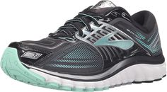 Brooks Women's Glycerin 13 Black/Anthracite/Ice Green Sneaker 7.5 B >>> Continue to the product at the image link.