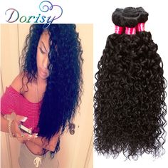 Cheap hair weave closures, Buy Quality hair weave products directly from China hair extensions weft suppliers Suppliers: 	Brazilian Curly Virgin Hair 3 Bundles Wet And Wavy Water Wave 	Virgin Hair Unprocessed Human Weave Brazilian Hair Weave