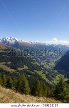 #View From #Grossglockner #High #Alpine #Road #Down Into The #Valley @shutterstock #shutterstock #nature #landscape #alps #peak #top #summit #climbing #hiking #snow #season #summer #autumn #fall #winter #holidays #travel #vacation #sightseeing #leisure #bluesky #details #closeup #outdor #panorama #beautiful #wonderful #stock #photo #portfolio #download #hires #royaltyfree
