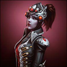 Overwatch, Widowmaker