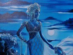 Image result for african deities orisha yemaya