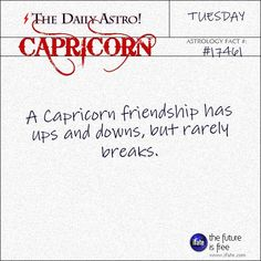 Capricorn Visit The Daily Astro for more Capricorn facts. There's more breathtaking astrological interactivity on the premier astrology and tarot website. Capricorn Aquarius Cusp, Neptune In Capricorn, Capricorn Facts, Leo And Virgo, Daily Astrology, Astrology Zodiac, Horoscope, Numerology Calculation, Numerology Chart