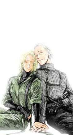 Metal Gear Solid The Sorrow and The Boss