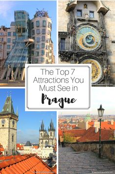 Prague has so many incredible attractions, it's impossible to see them all in one go. Here are a few of my favorite things to do, plus helpful travel tips! European Travel Tips, Europe Travel Guide, Travel Guides, Places To Travel, Places To Go, Travel Destinations, Prague Things To Do, Prague Attractions, Adventure Travel