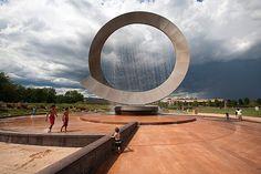 Julie Penrose Fountain (Colorado Springs, Colarado, USA)