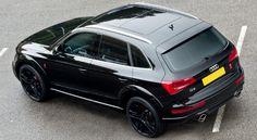 Audi Q5 2 0 Tdi Tuned By Kahn Design Photo Gallery Autoevolution Audi Q5 Black Audi Audi