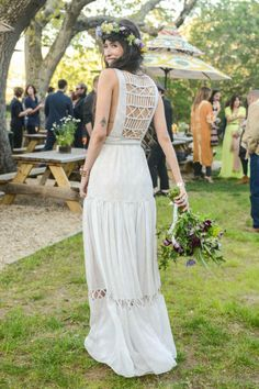 Celebrity wedding inspiration: Pamela Love
