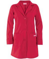 Butter-Soft Scrubs by UA™ Women's Lab Coat @Stephanie Ryczko