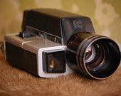 Kodak XL362 Super 8 Movie Camera