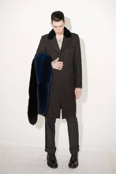 Marc Jacobs Fall 2013 Menswear Collection