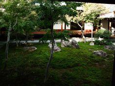 Kyoto, Japan, zen garden