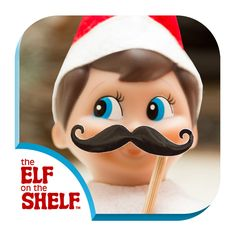 Scout Elf Return Week is right around the corner - time to get prepared by downloading our FREE Ideas for Scout Elves app! #ScoutElfReturnWeek | Elf on the Shelf Ideas | Christmas Apps | Elf Ideas