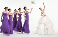 Because every bride should look good while tossing the bouquet & all her maids should look good while trying to catch it. This is the reason you should book Flower & Gold to do all the wedding hair & makeup, if you are planning to get married this year. For more information on how to book, visit our website: www.flowerandgold.com.